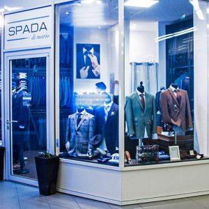 SPADA Herrenausstatter Store