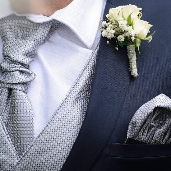 Bräutigam Anzug mit Weste